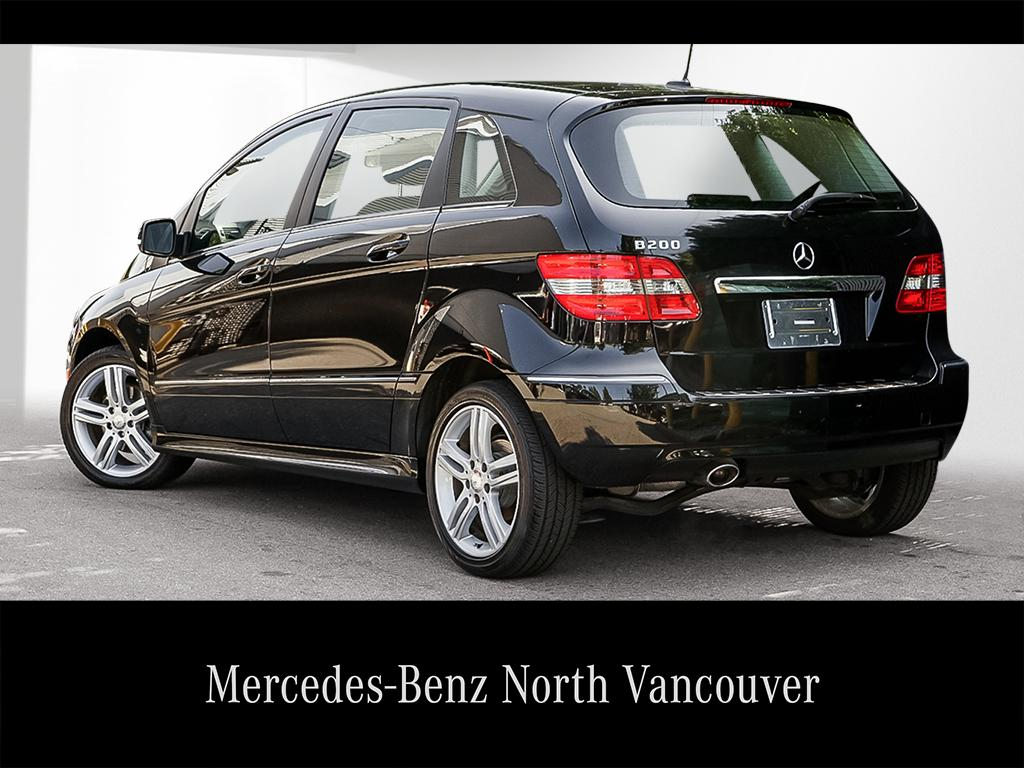 Pre-Owned 2011 Mercedes-Benz B-CLASS B200