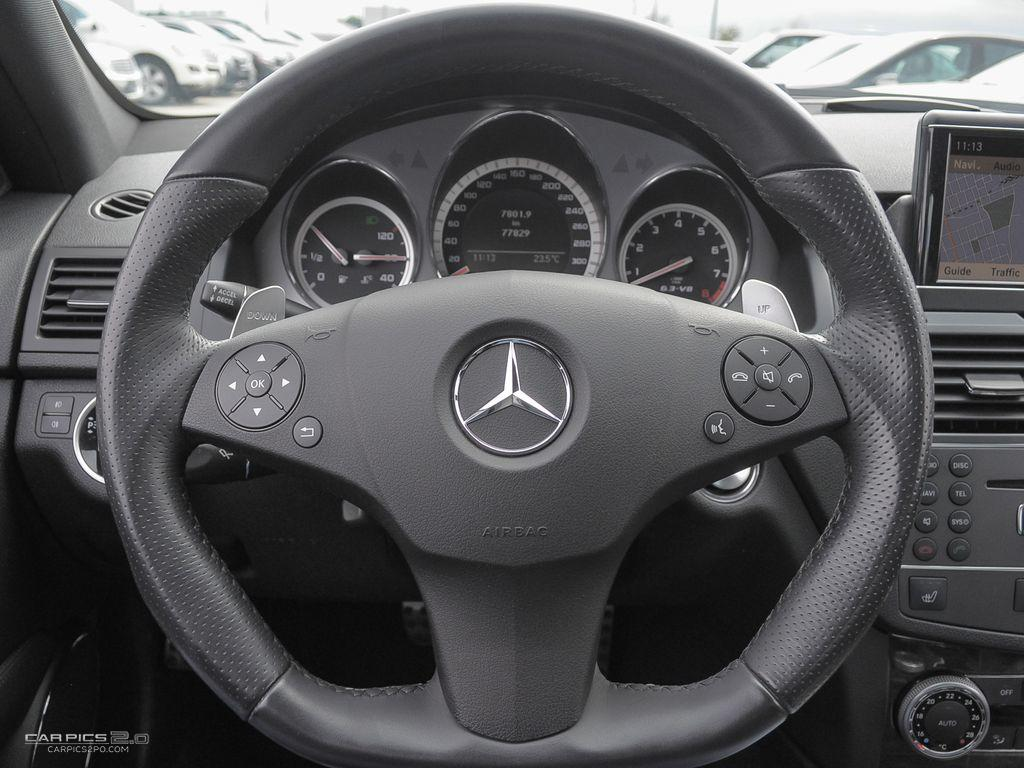 Pre-Owned 2011 Mercedes-Benz C-CLASS C63 AMG