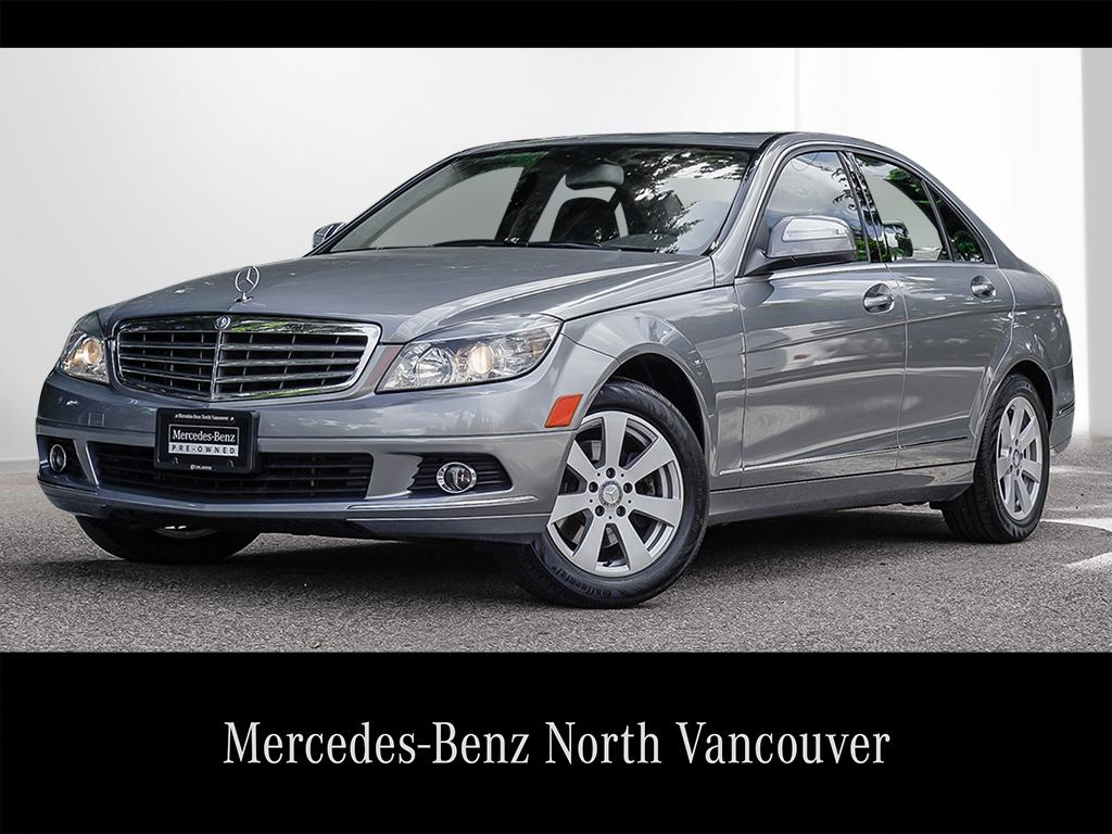Pre-Owned 2009 Mercedes-Benz C-CLASS C230
