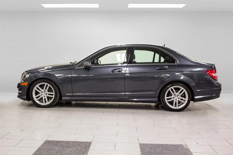 Certified pre owned 2013 mercedes benz c class c300 4 door for Mercedes benz pre owned inventory