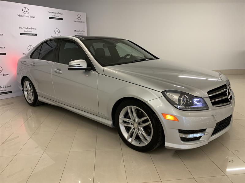 Certified Pre-Owned 2014 Mercedes-Benz C-CLASS C300