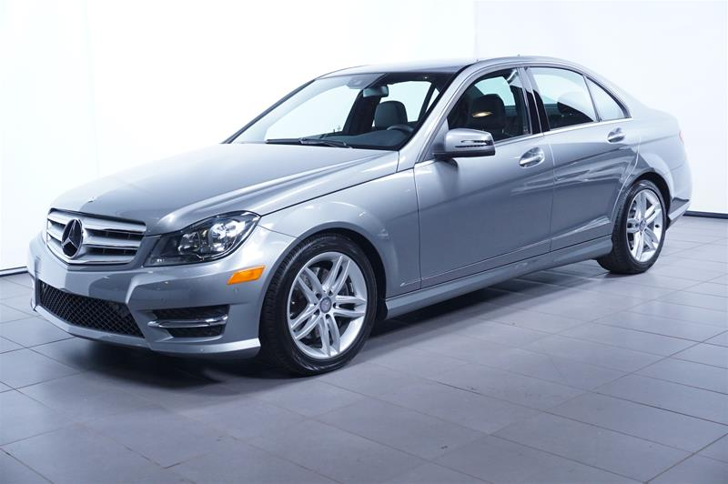 Certified pre owned 2013 mercedes benz c class c300 4 door for Mercedes benz certified pre owned canada