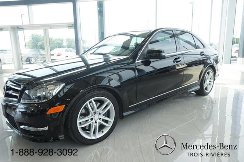 Certified Pre Owned 2014 Mercedes Benz C CLASS C300