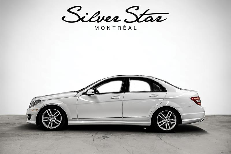 Pre-Owned 2013 Mercedes-Benz C-CLASS C300