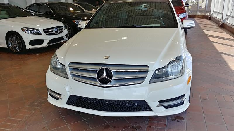 Pre-Owned 2012 Mercedes-Benz C-CLASS C250