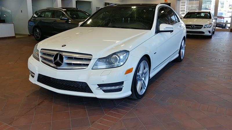 Pre Owned 2012 Mercedes Benz C350 4 Door Sedan