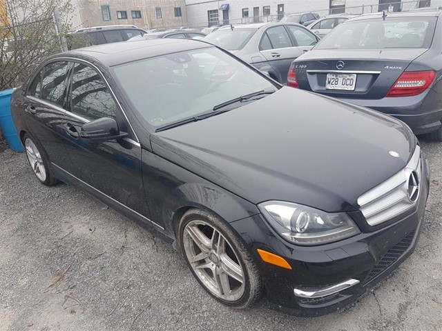 Certified pre owned 2013 mercedes benz c class c350 4 door for Mercedes benz certified pre owned canada
