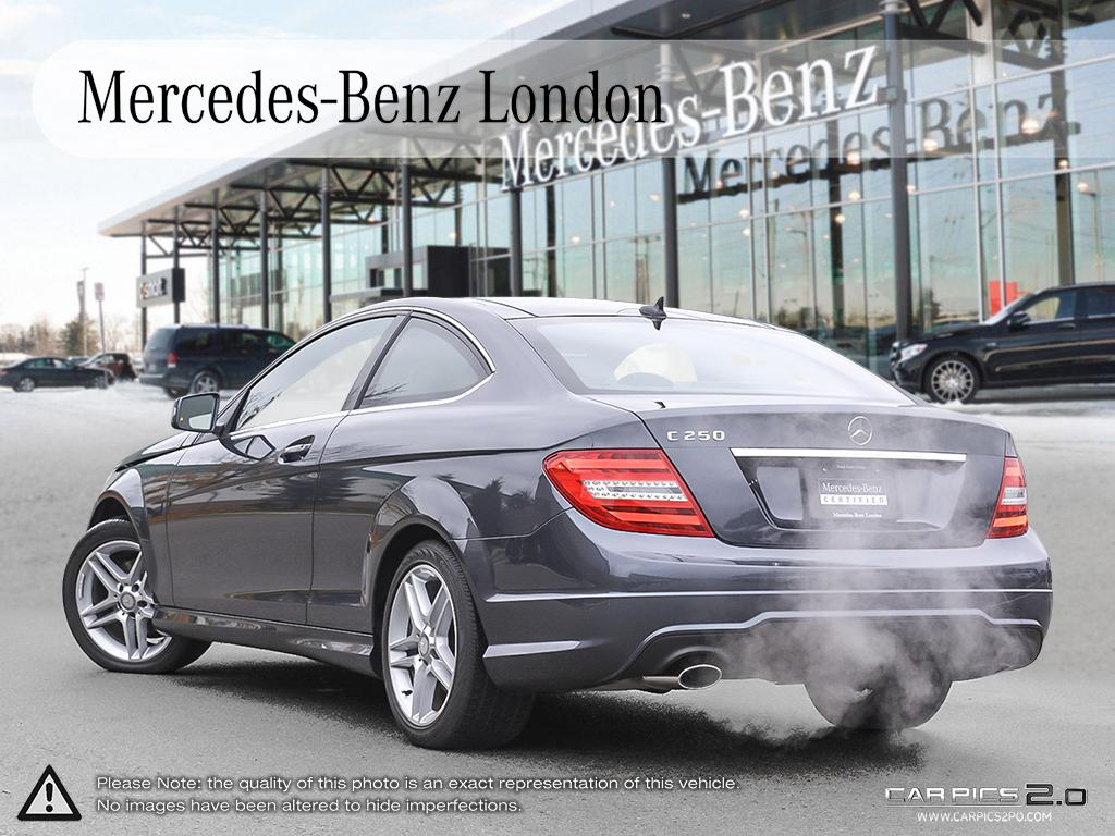 Certified pre owned 2015 mercedes benz c class c250 2 door for Pre owned s class mercedes benz
