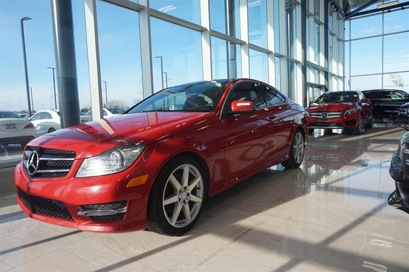 Certified Pre Owned 2015 Mercedes Benz C CLASS C350