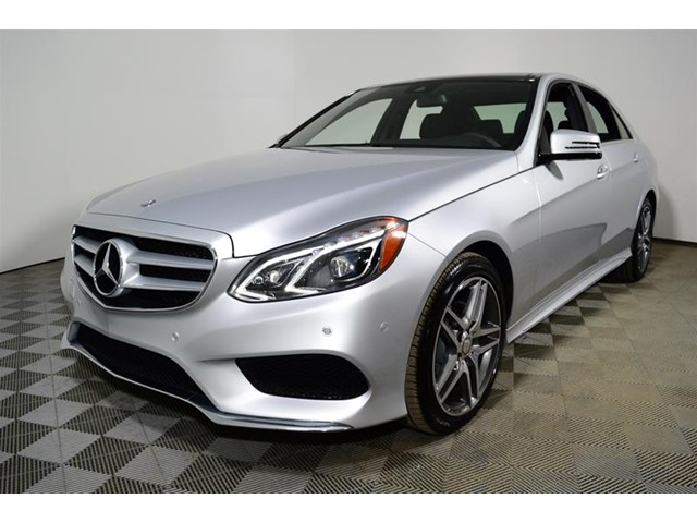 Certified pre owned 2016 mercedes benz e class e400 4 door for Pre owned e class mercedes benz