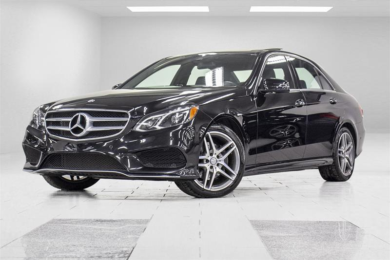 Certified Pre Owned 2016 Mercedes Benz E Cl E400