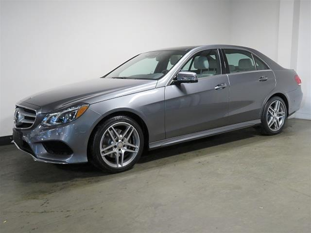 Certified Pre-Owned 2016 Mercedes-Benz E-CLASS E400