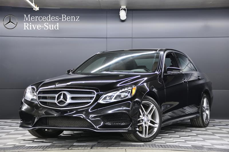 Pre-Owned 2016 Mercedes-Benz E-CLASS E400