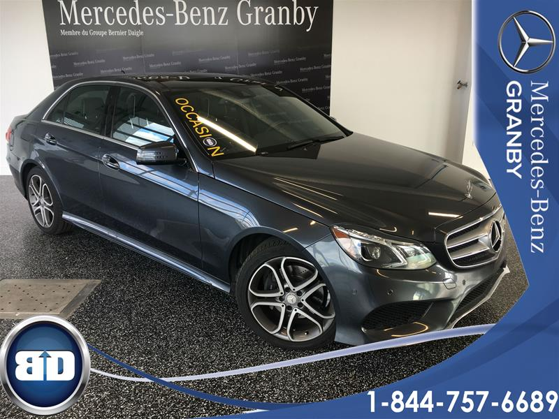 Pre owned 2015 mercedes benz e class e400 4 door sedan for Mercedes benz pre owned inventory