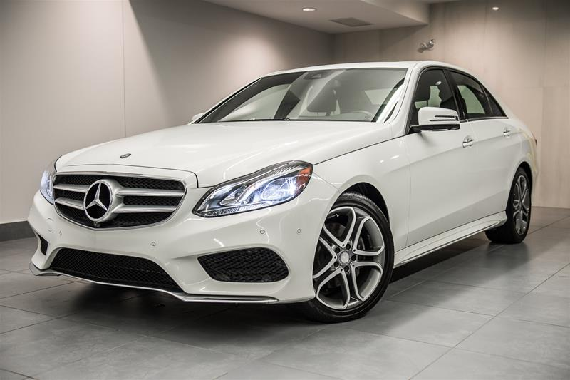 certified pre owned 2014 mercedes benz e class e350 4 door sedan 17 040a mercedes benz canada. Black Bedroom Furniture Sets. Home Design Ideas