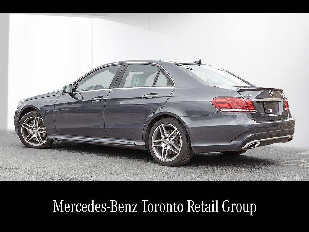 Certified pre owned 2016 mercedes benz e class e550 4 door for Mercedes benz certified pre owned canada