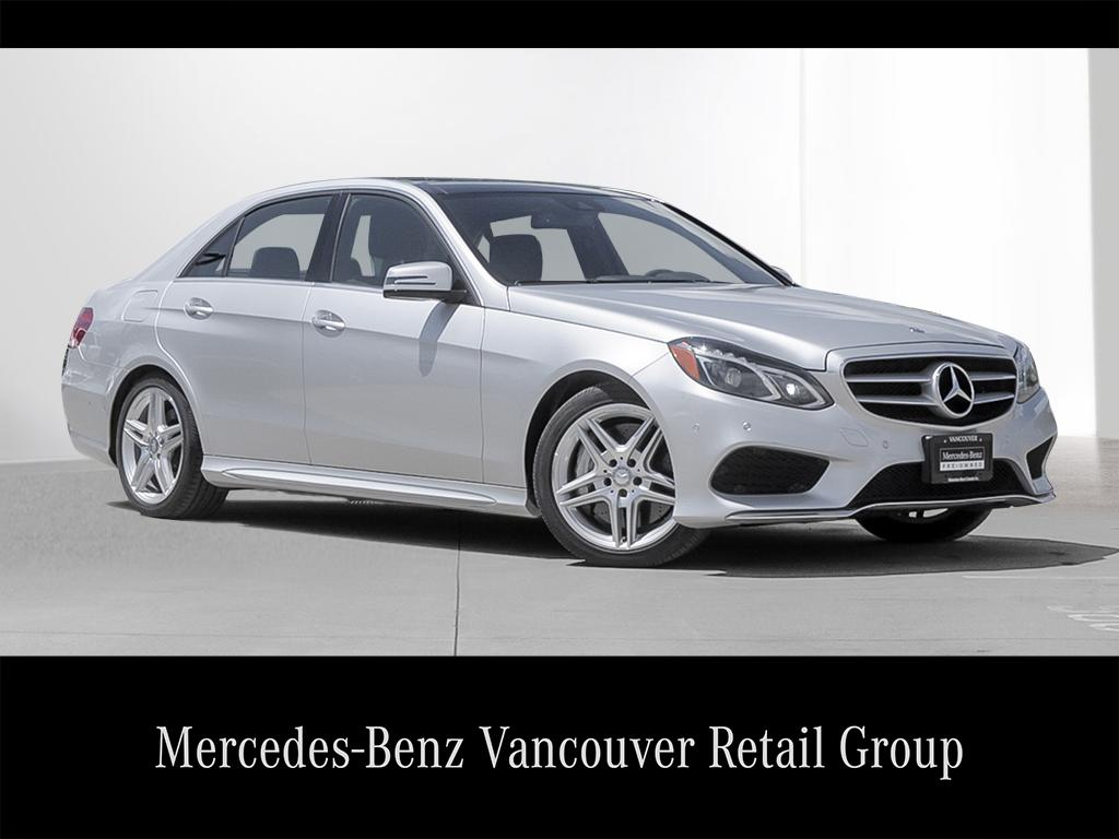 Certified pre owned 2014 mercedes benz e class e550 4 door for Certified pre owned mercedes benz