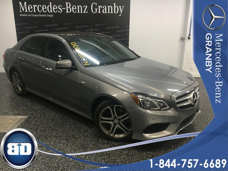Pre owned 2014 mercedes benz e class e250 4 door sedan for Mercedes benz pre owned inventory