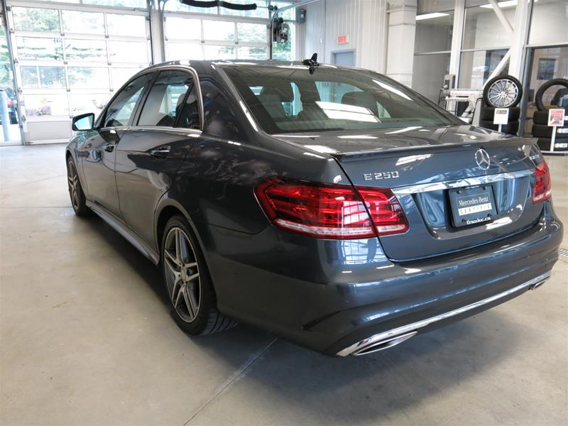 Certified Pre Owned 2016 Mercedes Benz E Class E250 4 Door