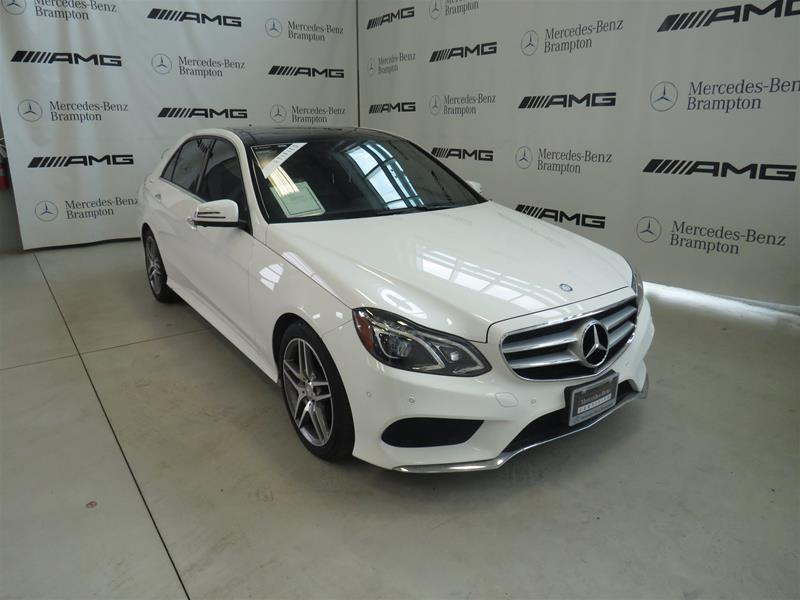 Certified Pre-Owned 2016 Mercedes-Benz E-CLASS E250