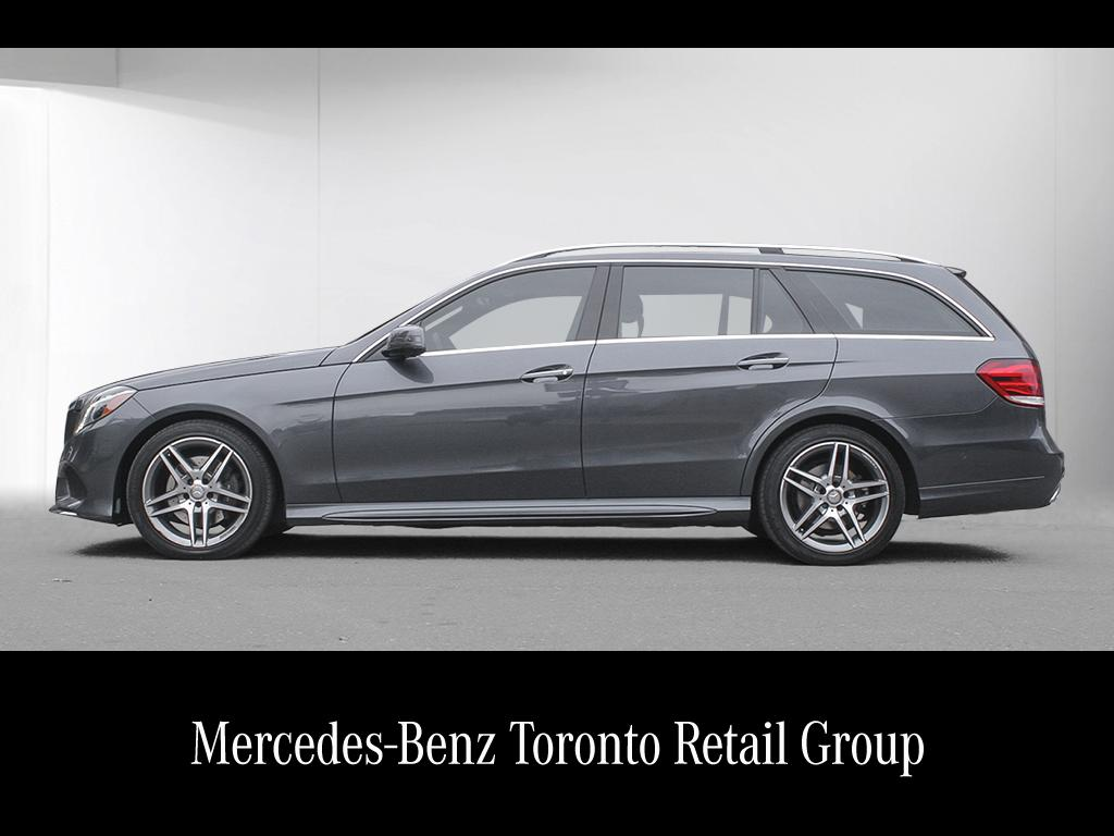 Certified pre owned 2016 mercedes benz e class e400 wagon for Mercedes benz certified pre owned canada