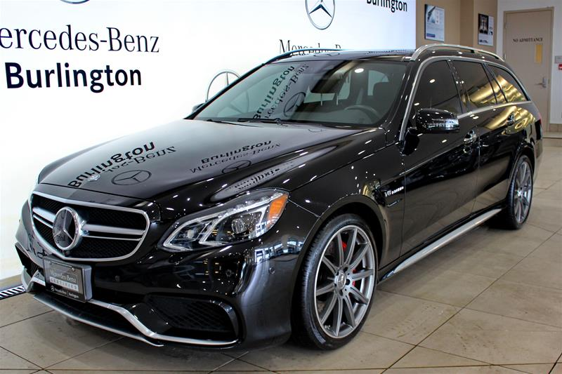 Certified pre owned 2014 mercedes benz e class e63 amg for Mercedes benz canada pre owned