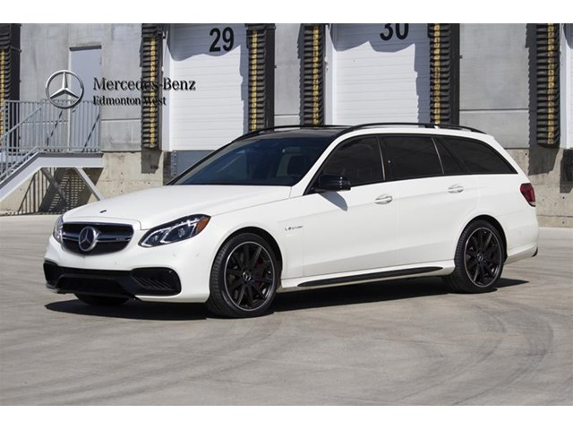 Certified pre owned 2016 mercedes benz e class e63 wagon for Pre owned e class mercedes benz