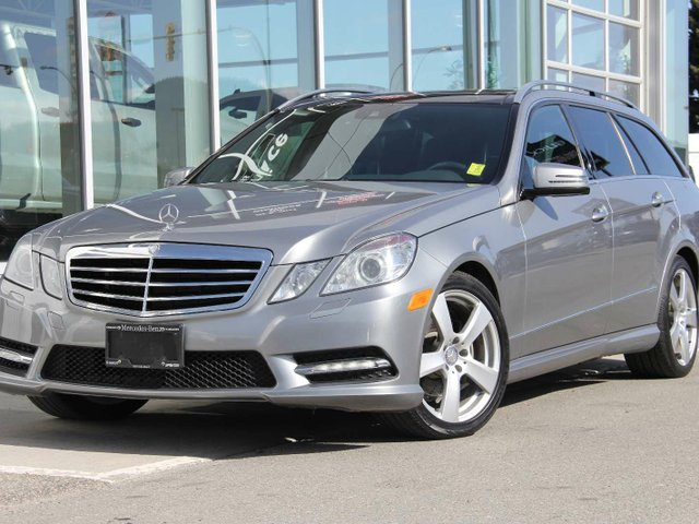 Pre owned 2013 mercedes benz e class e350 wagon m16125a for Mercedes benz canada pre owned