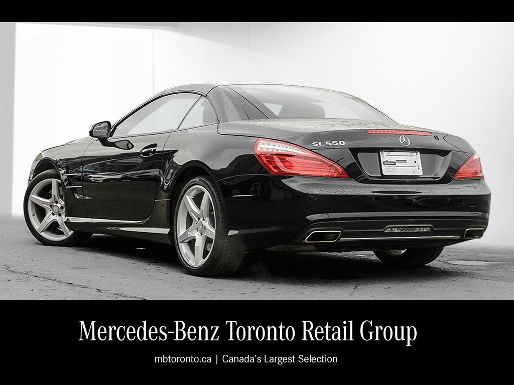 Certified pre owned 2013 mercedes benz sl class sl550 2 for Mercedes benz cpo