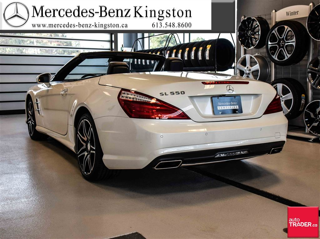 Certified pre owned 2014 mercedes benz sl class sl550 2 for Mercedes benz pre owned inventory
