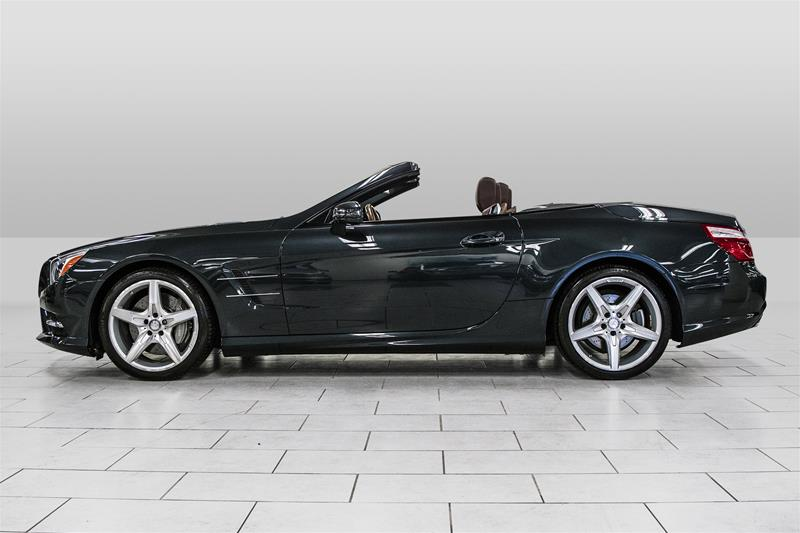 Pre Owned 2013 Mercedes Benz SL CLASS SL550