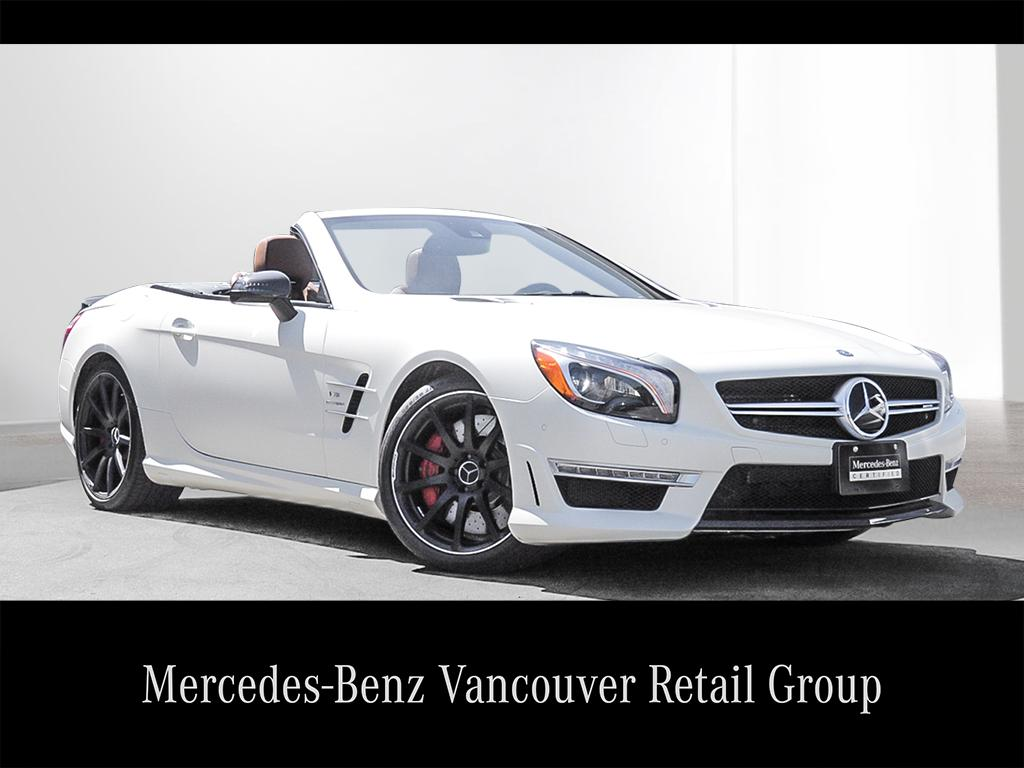 Certified pre owned 2016 mercedes benz sl class sl63 amg 2 for Mercedes benz pre owned inventory