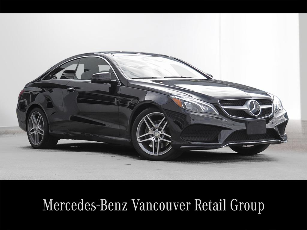 Certified pre owned 2017 mercedes benz e class e400 coupe for Certified pre owned mercedes benz