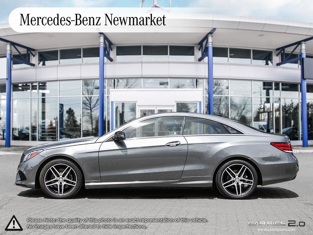 Certified pre owned 2016 mercedes benz e class e400 2 door for Mercedes benz certified pre owned canada