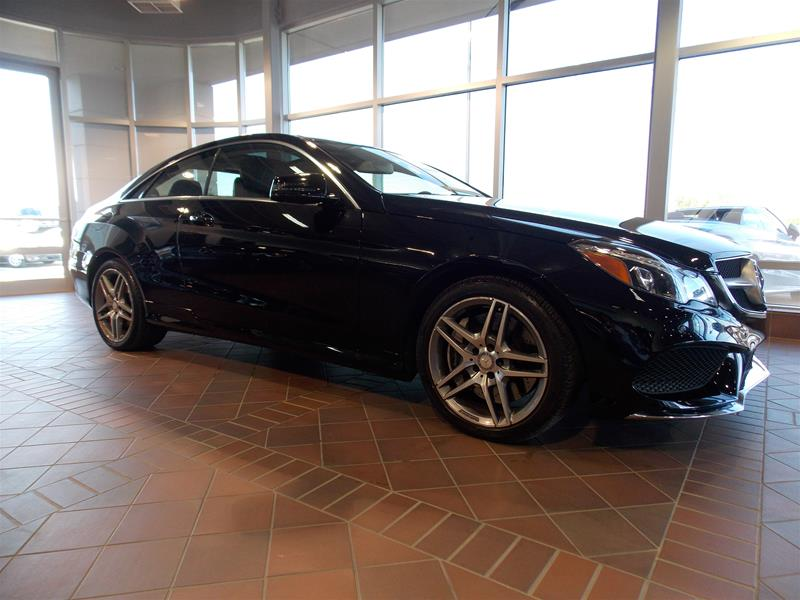 2 Door Coupe Certified Pre Owned 2016 Mercedes Benz E Cl E550
