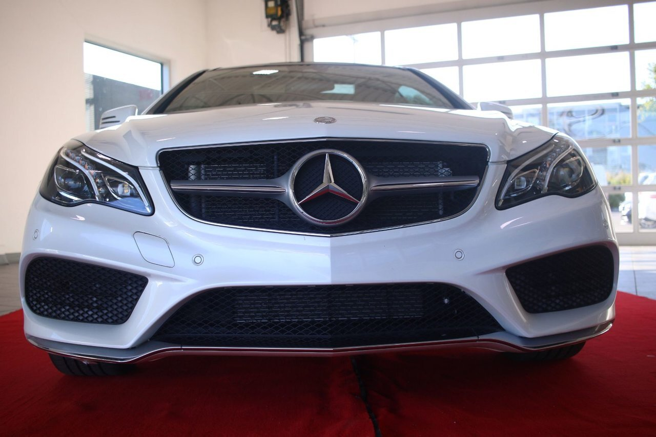 Pre-Owned 2014 Mercedes-Benz E-CLASS E550