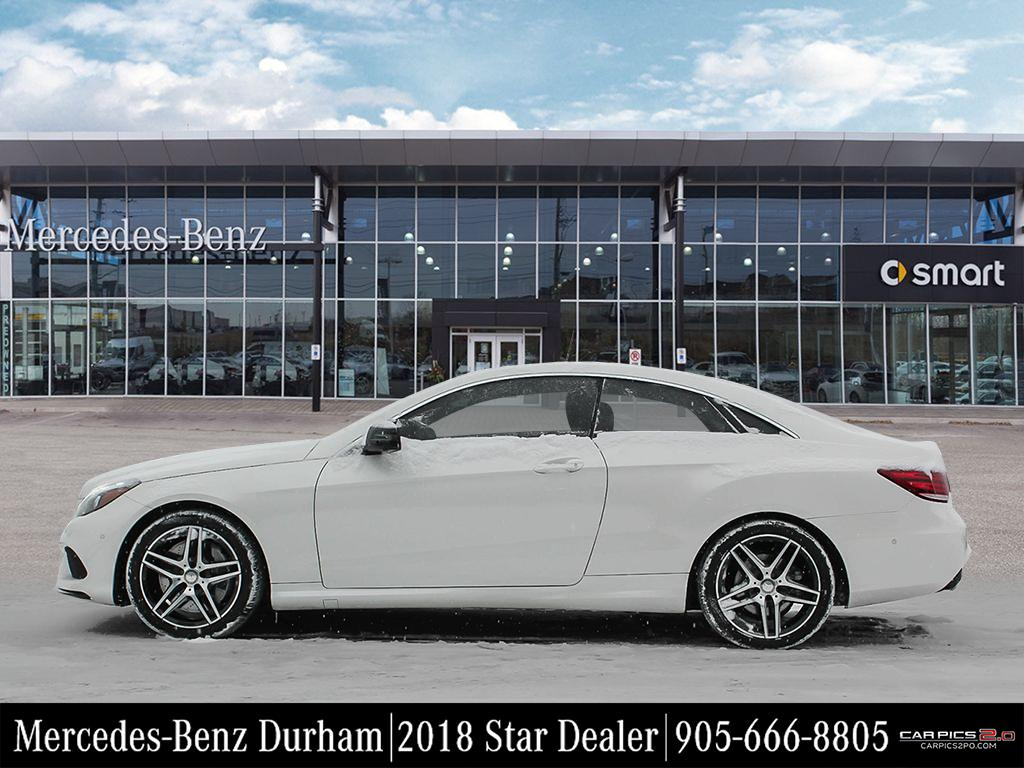 Certified pre owned 2017 mercedes benz e class e550 coupe for Pre owned e class mercedes benz