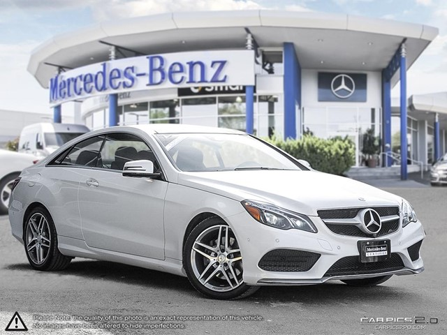 certified pre owned 2014 mercedes benz e class e350 2 door