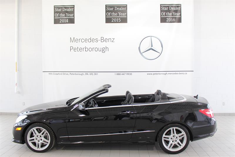Pre Owned 2013 Mercedes Benz E CLASS E550