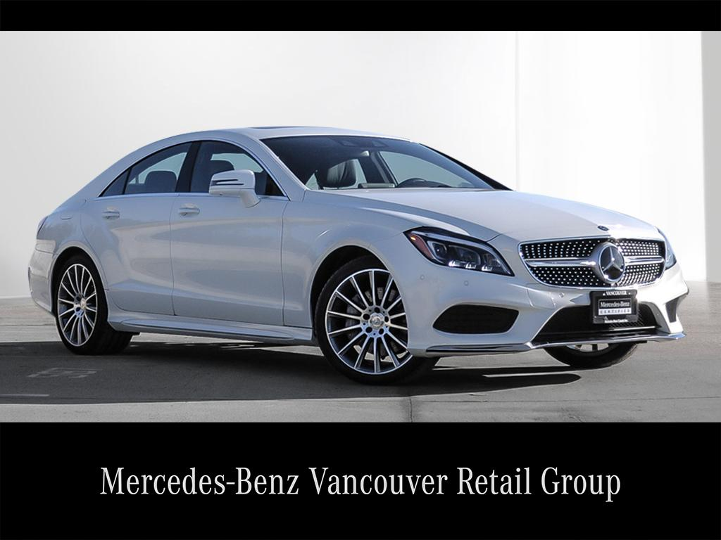 Certified pre owned 2016 mercedes benz cls cls400 coupe for Mercedes benz canada pre owned