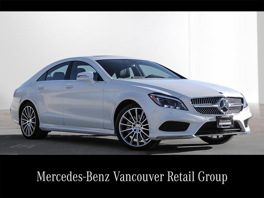 Certified pre owned 2016 mercedes benz cls cls400 coupe for Mercedes benz pre owned inventory