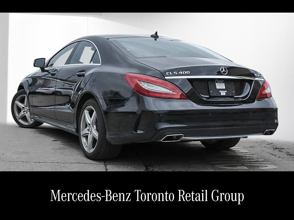 certified pre owned 2016 mercedes benz cls cls400 coupe