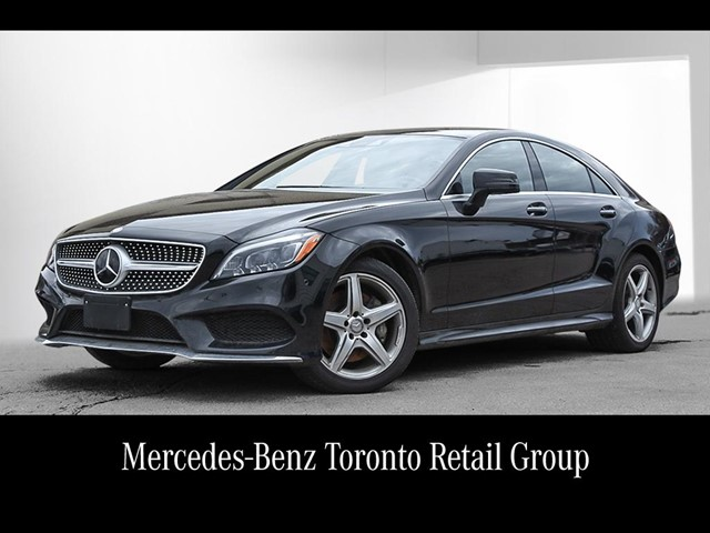 Certified pre owned 2016 mercedes benz cls cls400 coupe for Mercedes benz certified pre owned canada