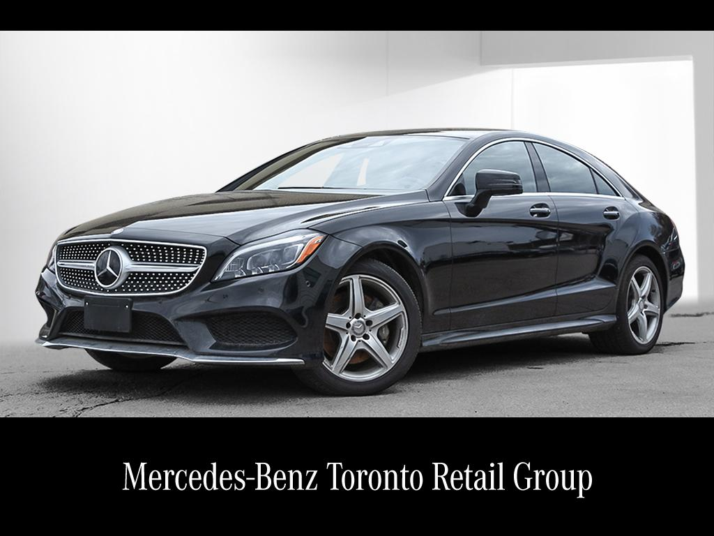 Certified pre owned 2016 mercedes benz cls cls400 coupe for Mercedes benz cpo