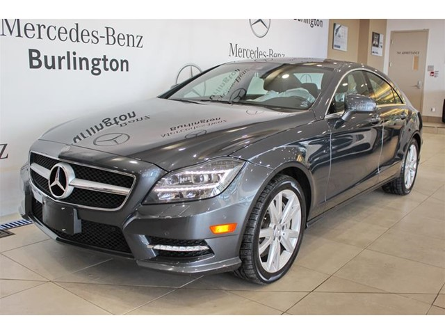 certified pre owned 2014 mercedes benz cls cls550 coupe