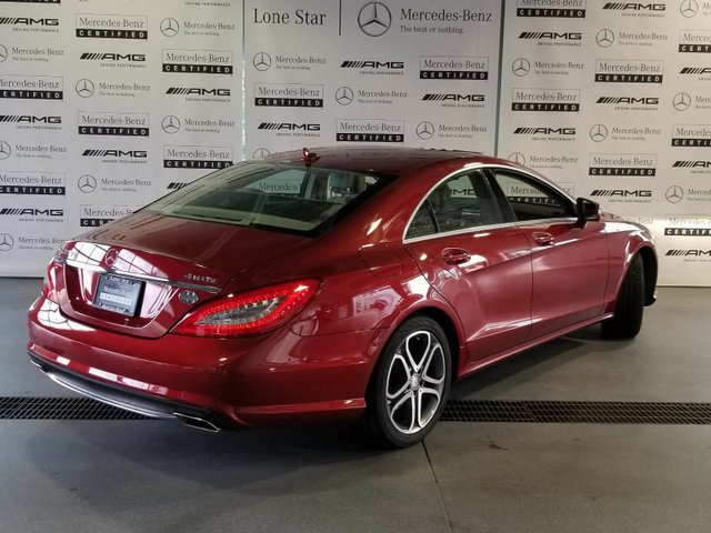 Pre-Owned 2014 Mercedes-Benz CLS CLS550