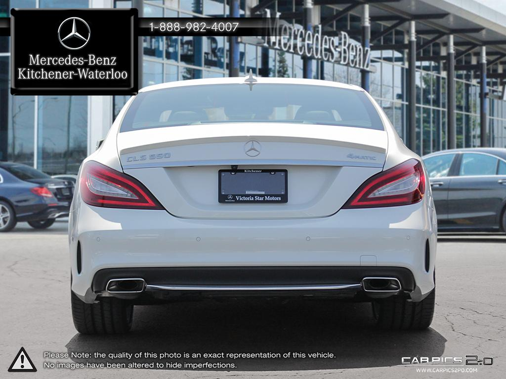 Pre-Owned 2017 Mercedes-Benz CLS CLS550 Coupe #37120 | Mercedes-Benz ...