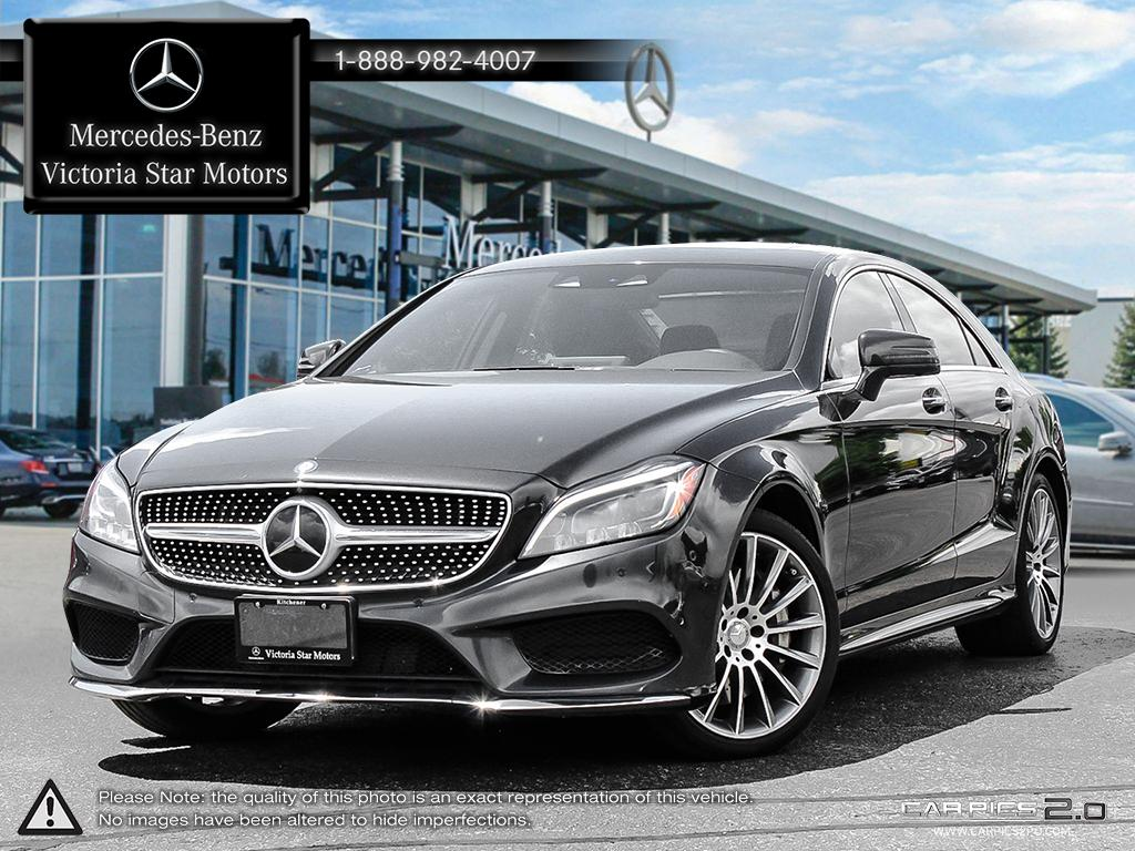 Certified pre owned 2015 mercedes benz cls cls550 coupe for Mercedes benz canada pre owned