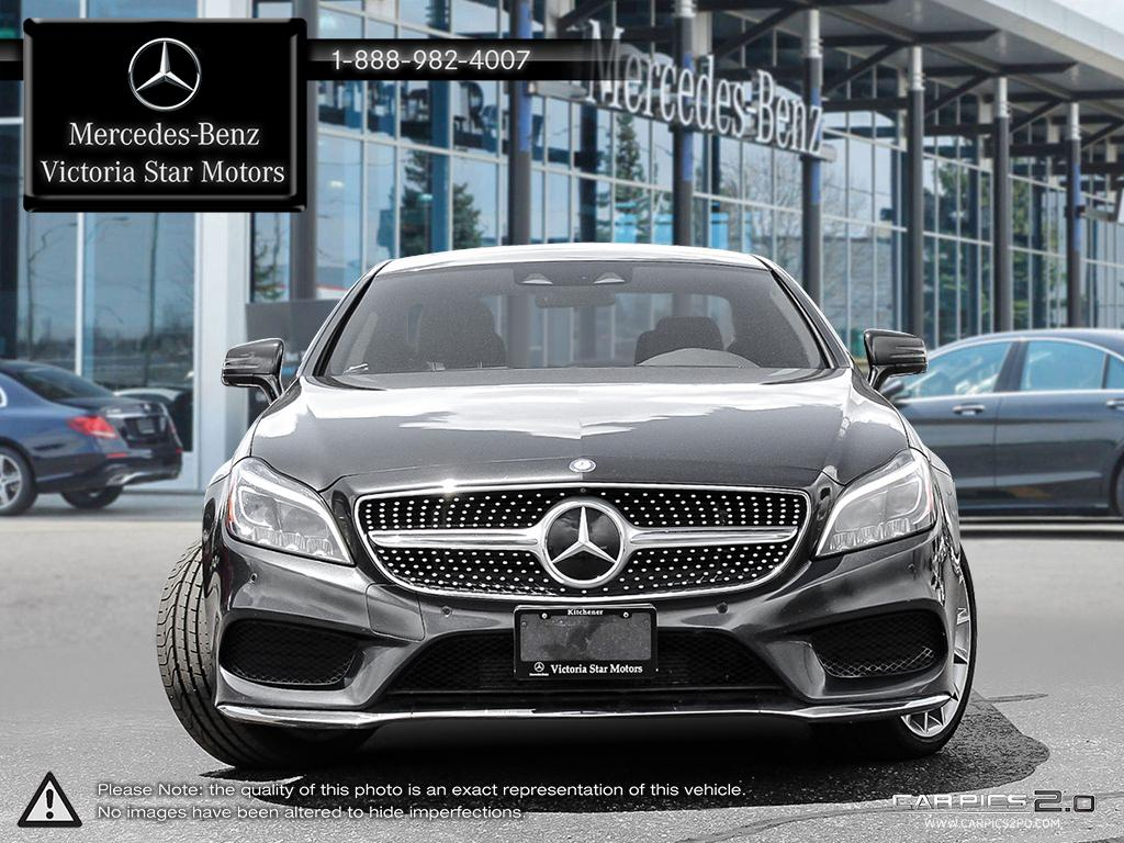 Certified pre owned 2015 mercedes benz cls cls550 coupe for Mercedes benz 550 cls 2015 price