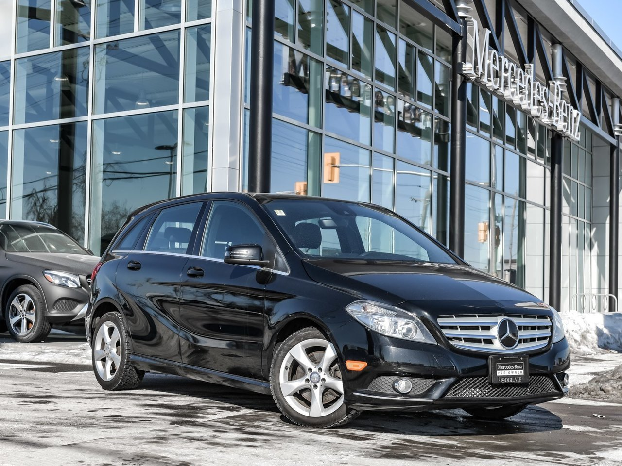 Pre-Owned 2014 Mercedes-Benz B-CLASS B250